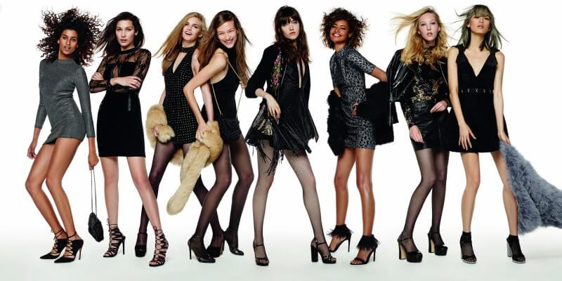 The Rise Fall and Rise of the Supermodel
