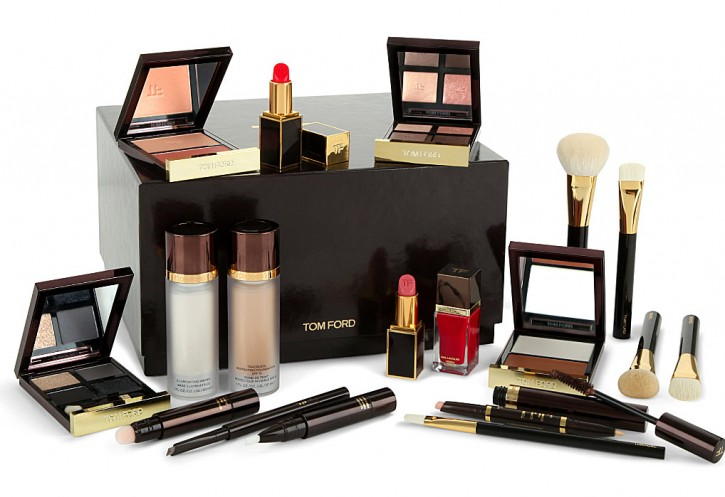 The Tom Ford Cosmetics Collection