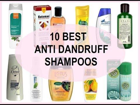 Beauty Spot: Best Anti-Dandruff Shampoo
